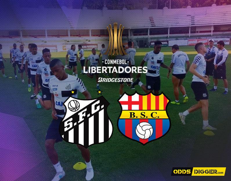 Santos vs Barcelona SC Preview, Prediction, and Betting ...