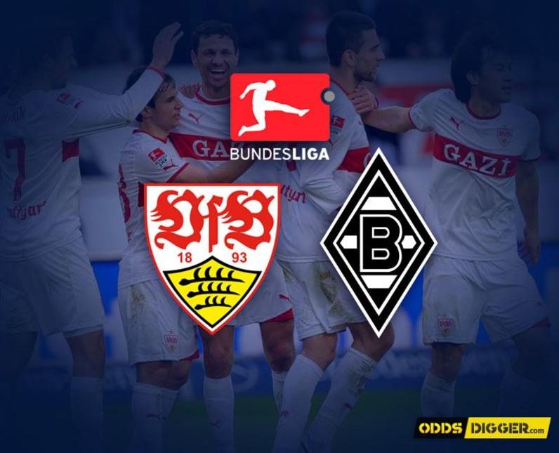 VfB Stuttgart vs Borussia Monchengladbach