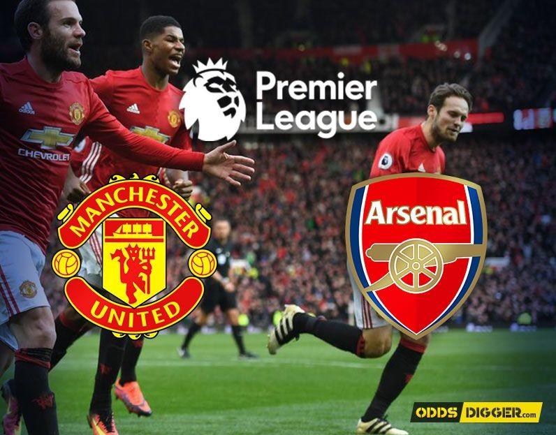 Manchester United vs Arsenal predictions
