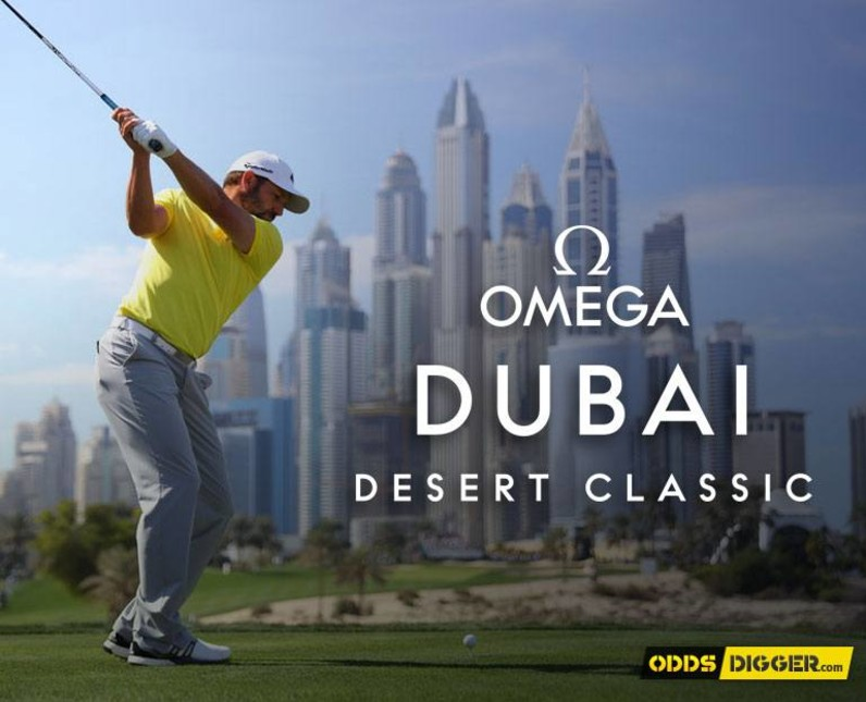 Pga European Tour Omega Dubai Desert Classic Betting Tips 3