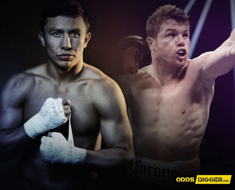 Saul Alvarez vs Gennady Golovkin