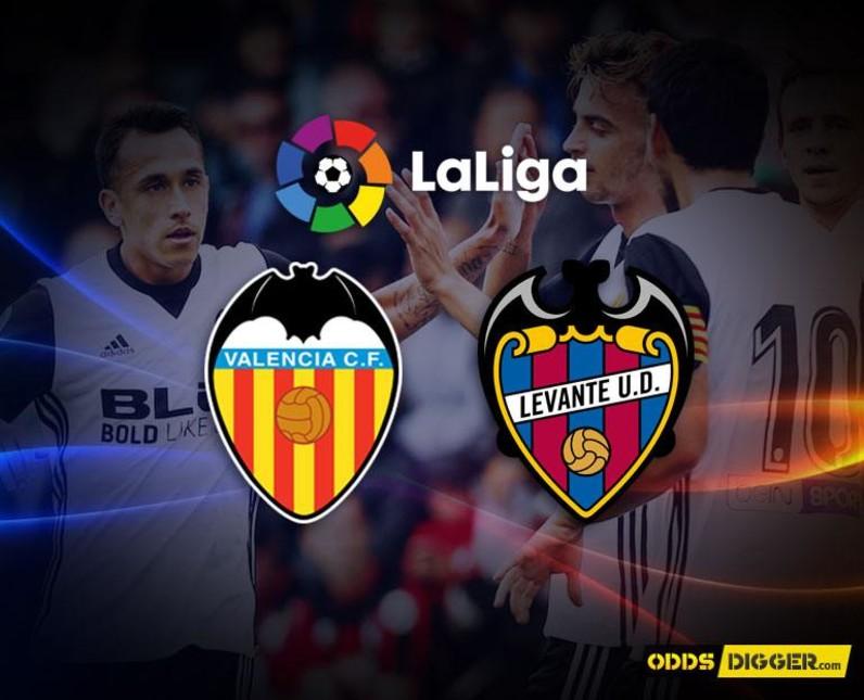 Valencia CF vs Levante