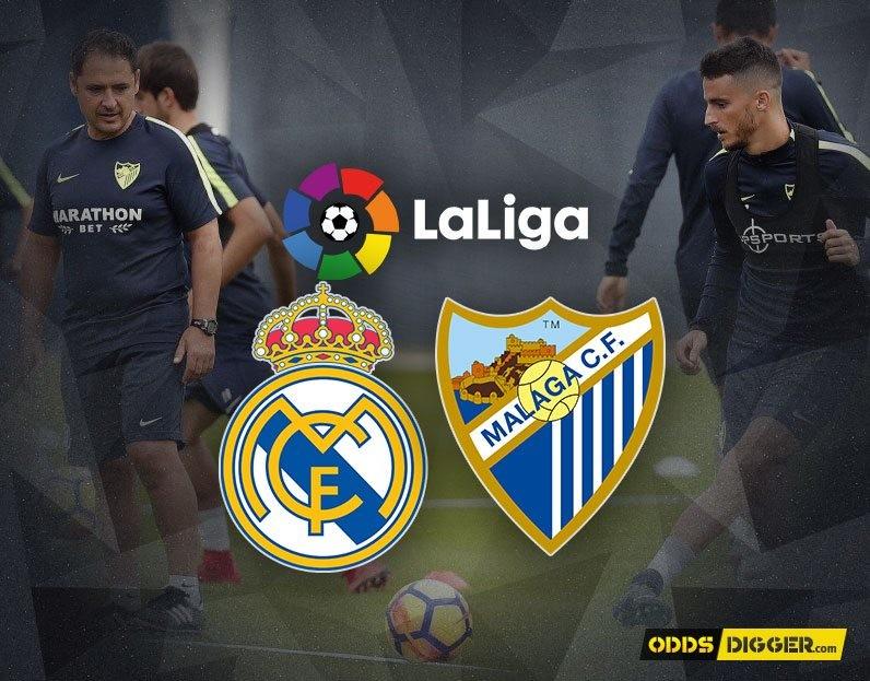 Real Madrid vs Malaga