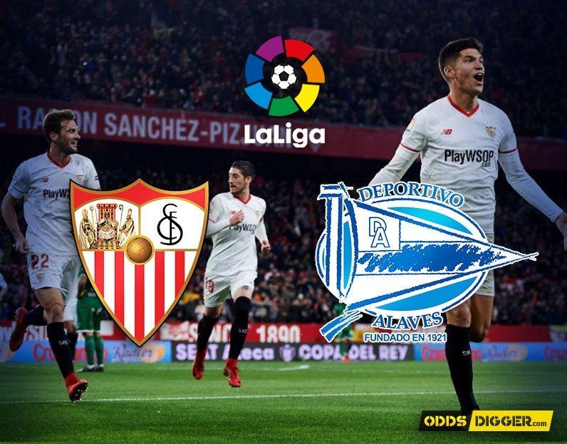 Sevilla FC vs Alaves predictions
