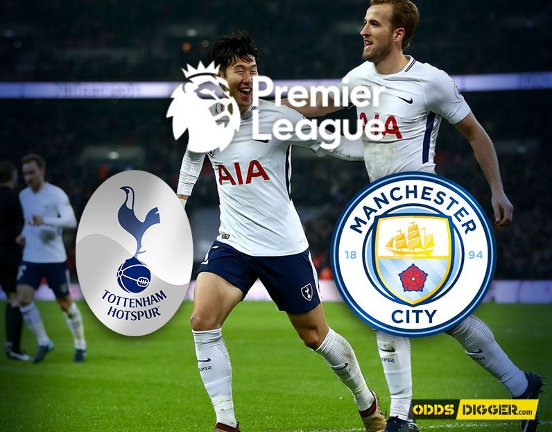 Tottenham Hotspur FC vs Man City