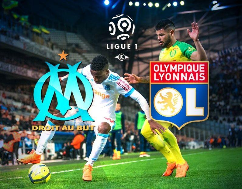 Olympique de Marseille vs Lyon