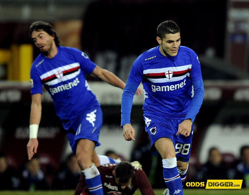 sampdoria vs fiorentina betting expert football