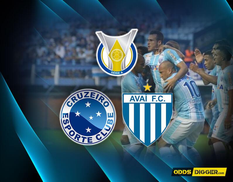 Cruzeiro vs Avai