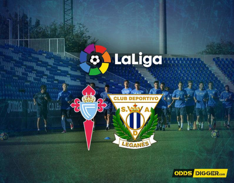 Celta Vigo vs Leganes