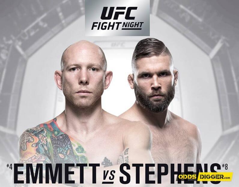 Josh Emmett vs Jeremy Stephens