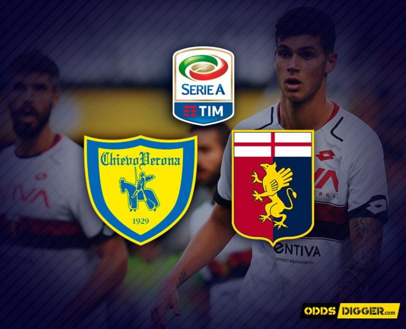 Chievo Verona vs Genoa
