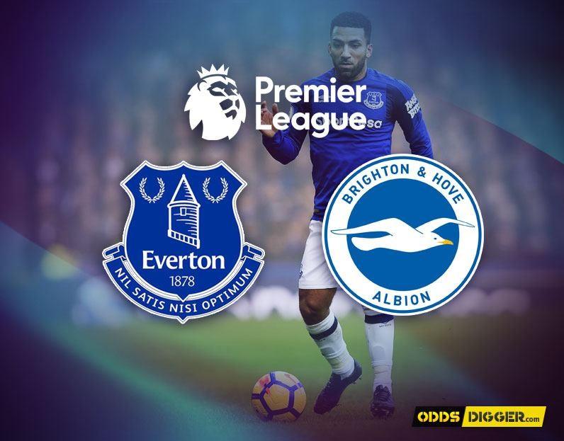 Everton FC vs Brighton & Hove Albion