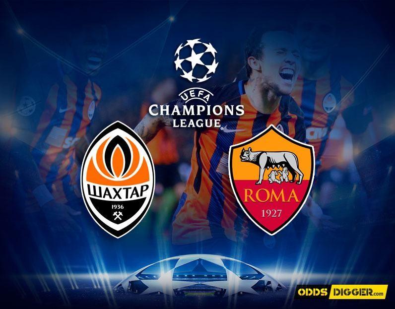 FC Shakhtar Donetsk vs Roma