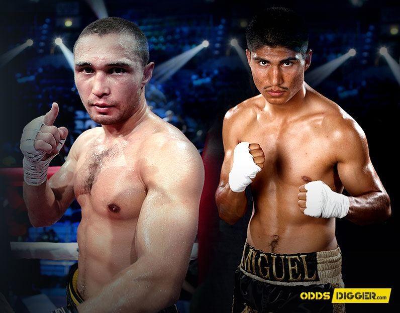 Sergey Lipinets vs Mikey Garcia