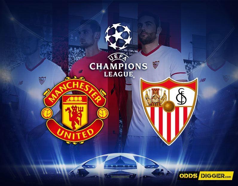 Manchester United vs Sevilla FC