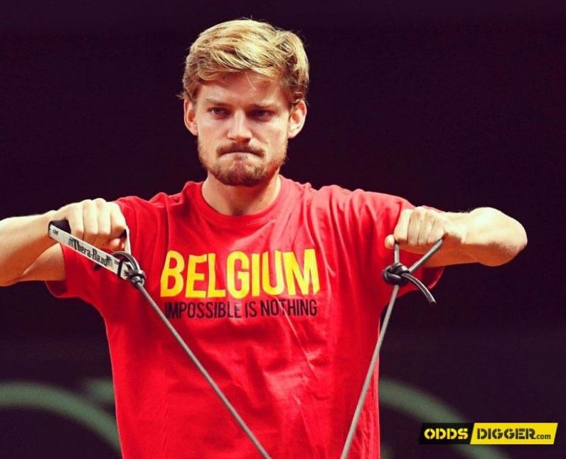 David Goffin betting tips