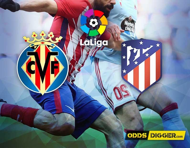 Villarreal CF vs Atletico Madrid