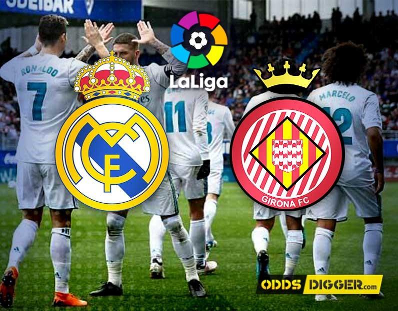 Real Madrid vs Girona FC
