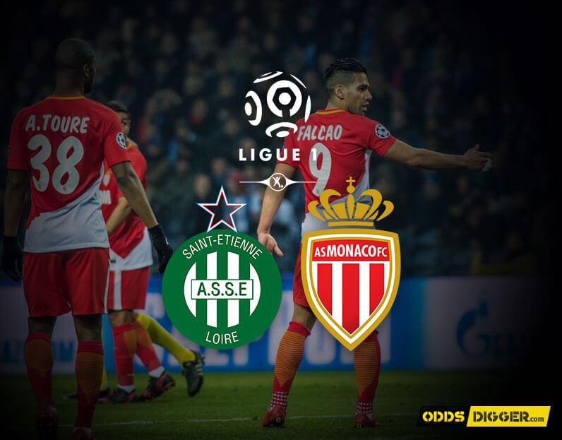 Saint-Etienne vs Monaco