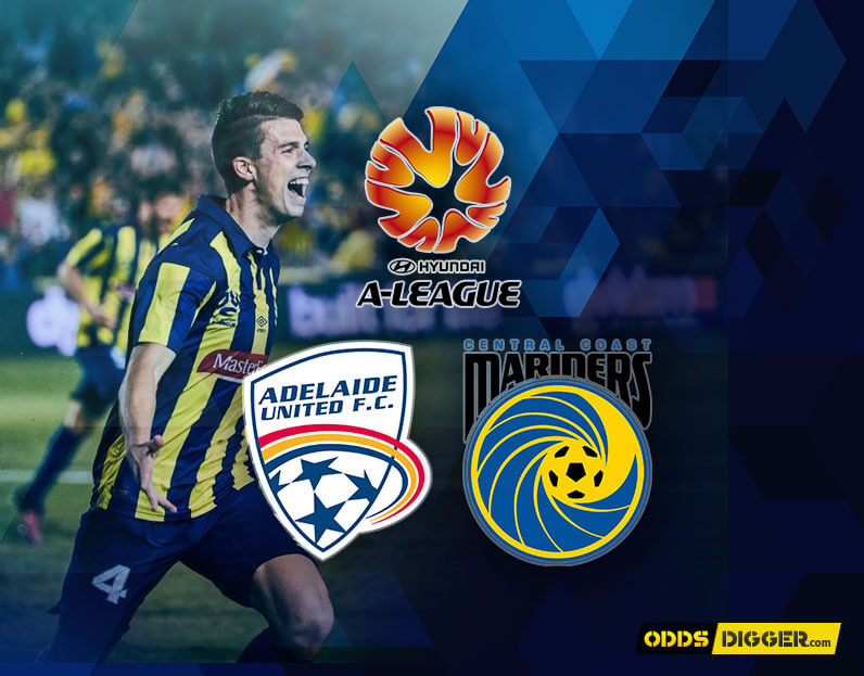 Central Coast Mariners vs Adelaide United