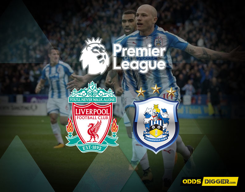 Image result for Liverpool vs Huddersfield Town