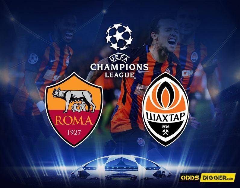 Roma vs FC Shakhtar Donetsk