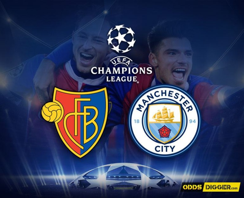 FC Basel vs Man City