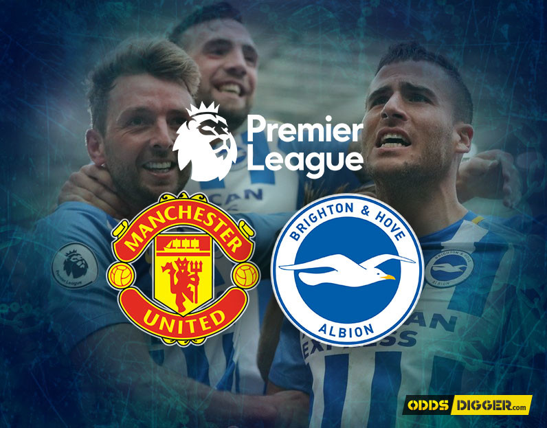 Manchester United vs Brighton and Hove Albion