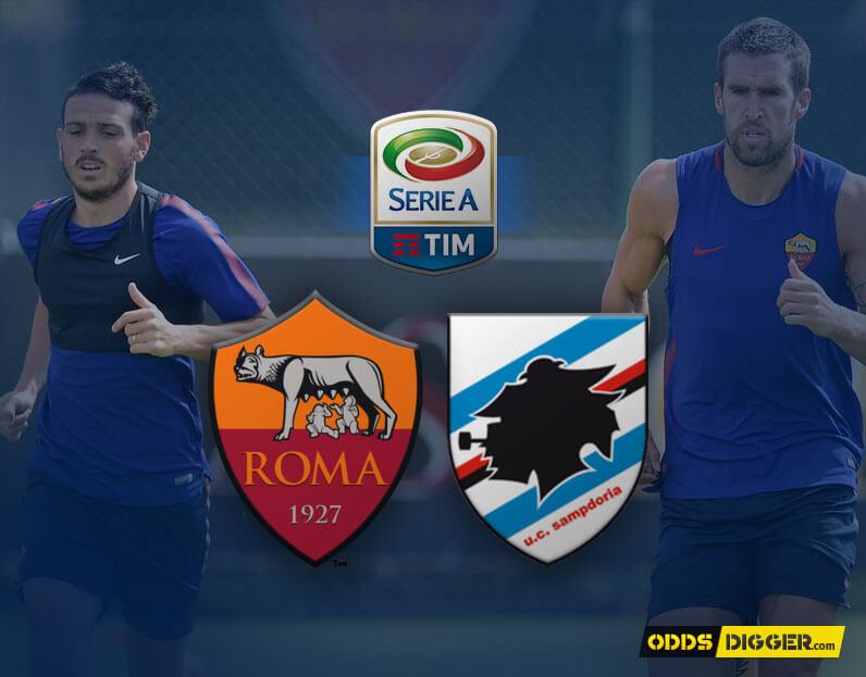 Nhận định bóng đá Sampdoria vs Roma, 01h45, ngày 10-09
