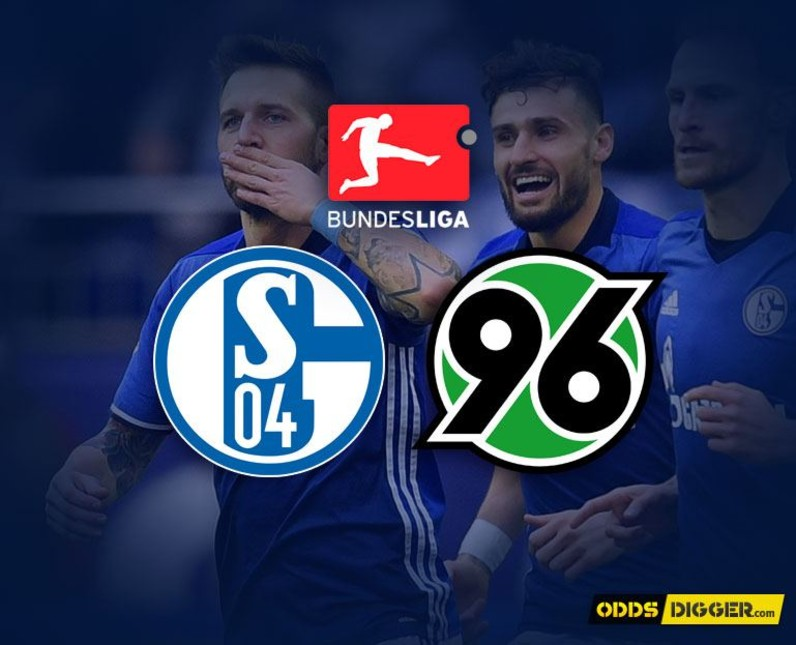 Schalke hannover betting previews the spread nfl betting trends sportsbook