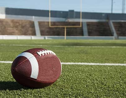 American Football betting odds
