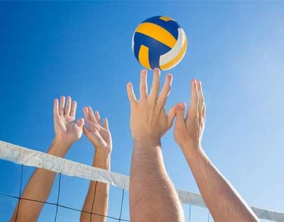 Volleyball betting odds