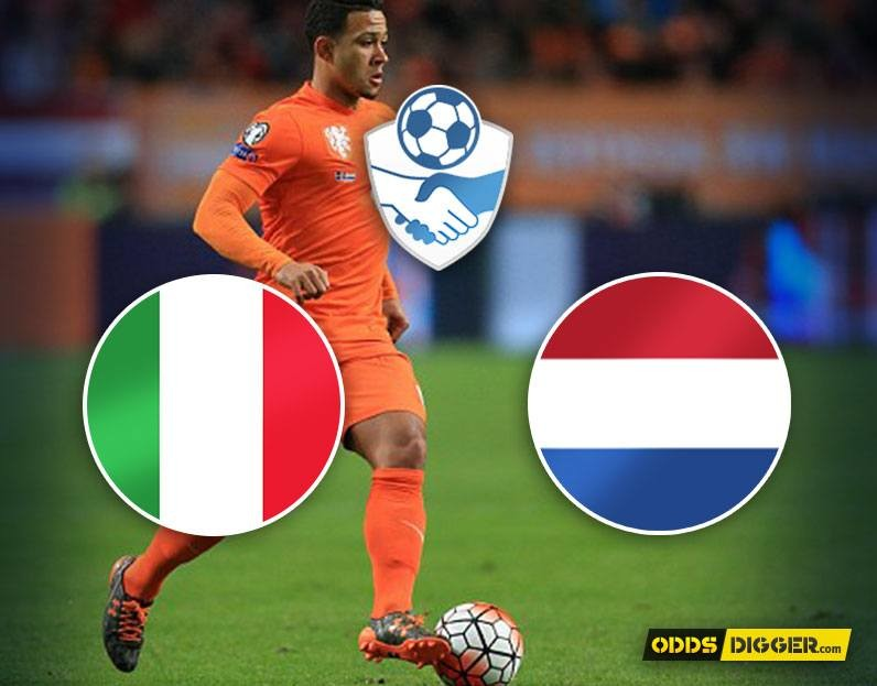 Italy vs Netherlands betting tips