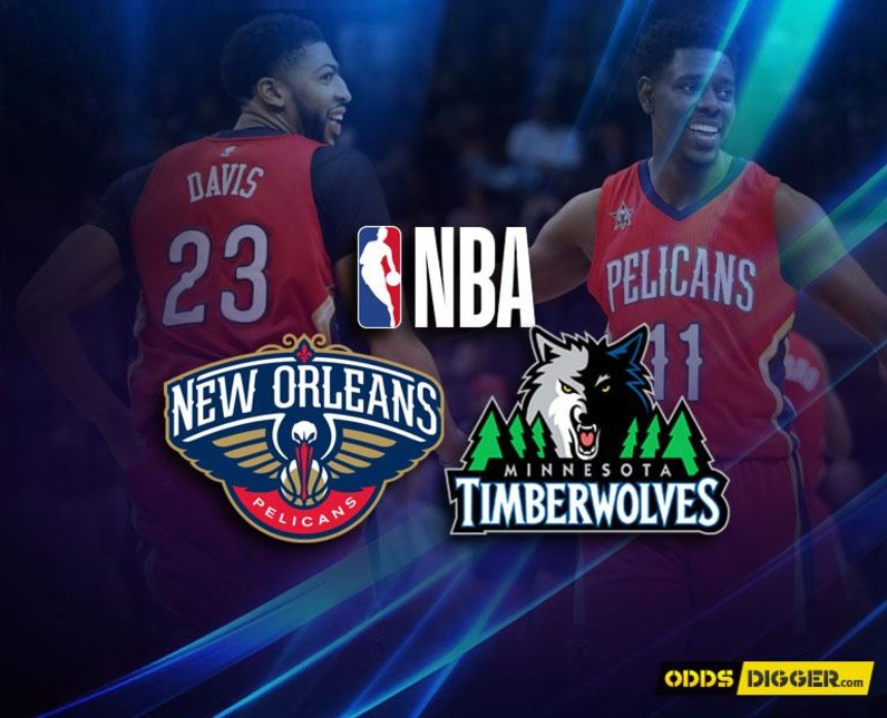 450a6d69ae5 New Orleans Pelicans vs Minnesota Timberwolves Predictions and ...