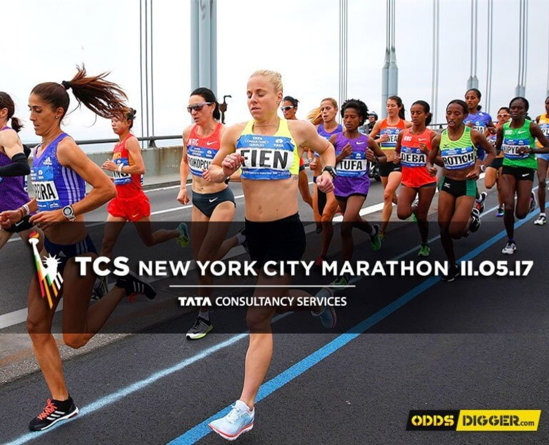 New York Marathon 2017