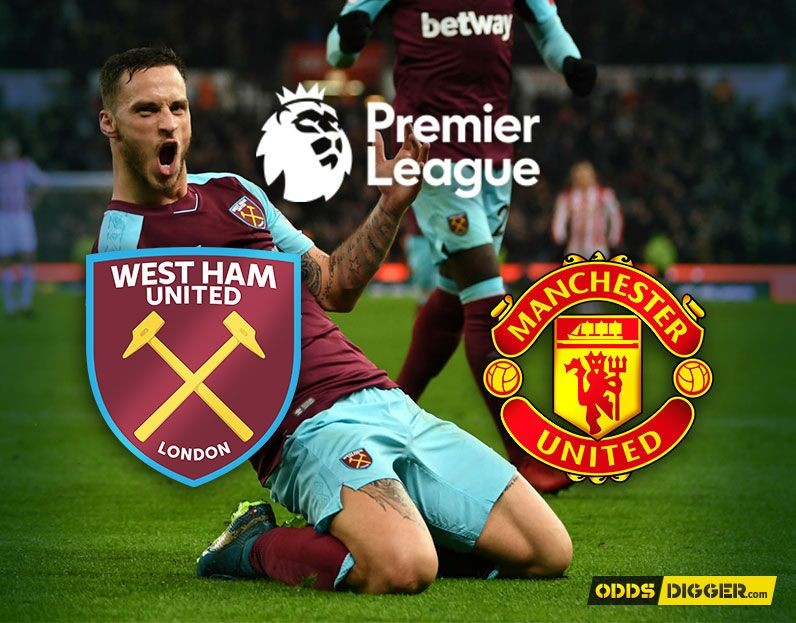 West Ham vs Manchester United Predictions