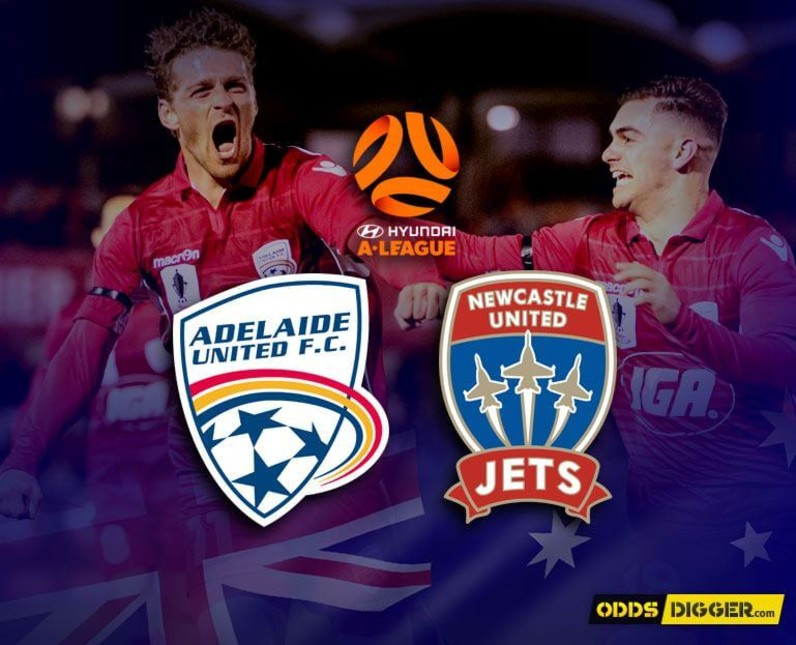 Newcastle jets vs adelaide united betting preview