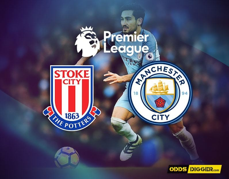 Stoke City vs Man City